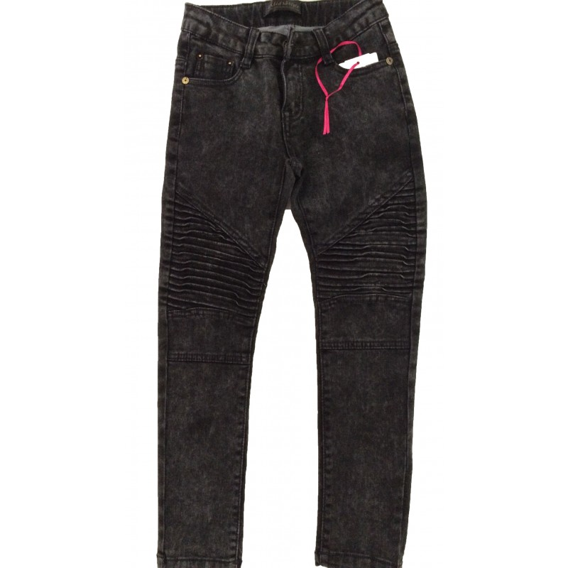 pantalon motard gris anthracite sur look de momes v tements pas cher pour enfants fashion. Black Bedroom Furniture Sets. Home Design Ideas