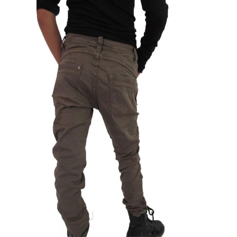Pantalon kaki treillis fille sur look de momes v tements pas cher pour enfants fashion - Pantalon treillis pas cher ...