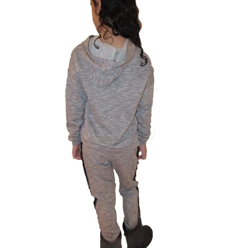 Ensemble Jogging fille sur Look de Momes vêtements pas cher pour ... ac9ec8c10c4