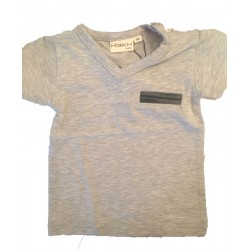 """T-shirt bébé col """"V"""""""