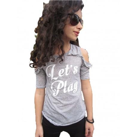 haut let's play gris