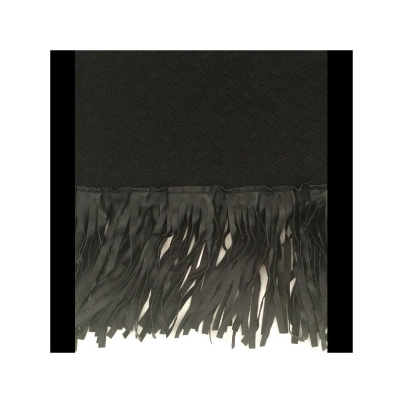 Haut noir habill - vintedfr