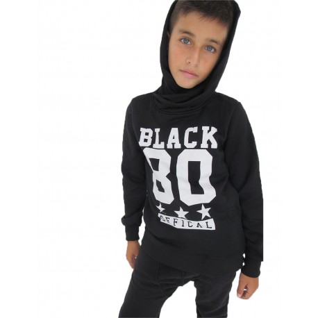 Sweet Tunique black garçon
