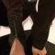 Pantalon/legging simili cuir